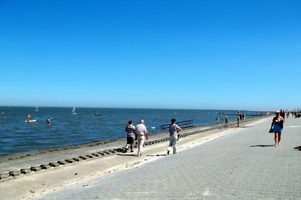 Neuharlingersiels Strand